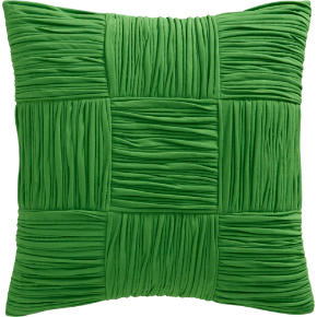9 square clover 18 pillow