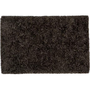 drake grey shag rug