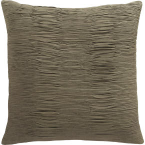 fine lines brown 20 pillow
