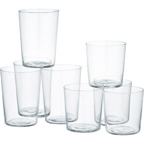 8-piece marta barware set