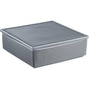square baker with lid