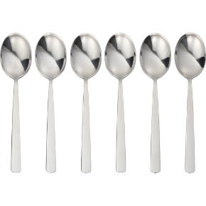 party spoons set of six