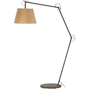 CB2 - polygon floor lamp customer reviews - product reviews - read ...