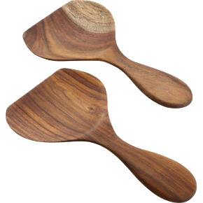 shesham salad servers set of two
