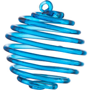 glass spring pool ornament