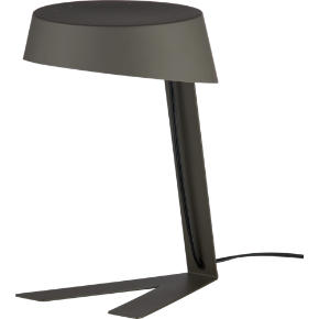 visor iron table lamp