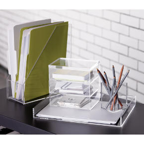 format desk accessories