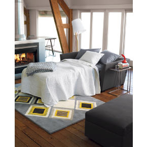meander bed linens