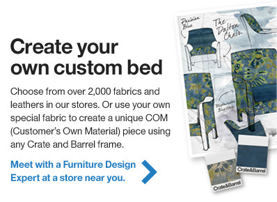 Create your own custom bed