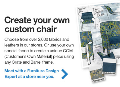 Create your own custom chair