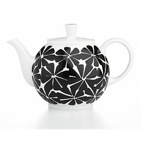 January Teapot by Lourdes Sanchez