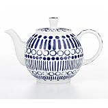 October Teapot&lt;br />Jenny Bowers