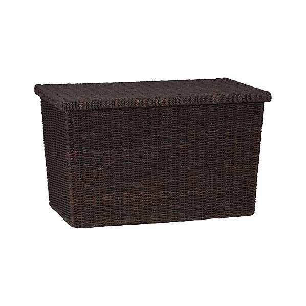 Abaca Large Trunk