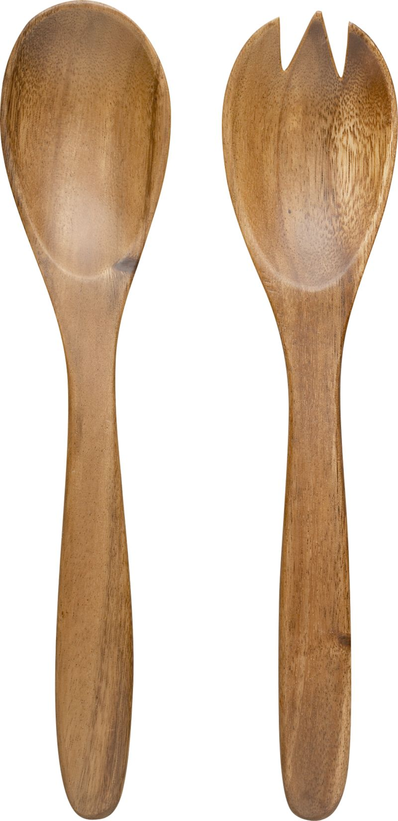 The rich sweeping grain of solid acacia wood makes these servers a natural for entertaining.<br /><br /><NEWTAG/><ul><li>Plantation-grown acacia wood</li><li>Foodsafe finish</li><li>Hand wash</li><li>Made in The Philippines</li></ul>