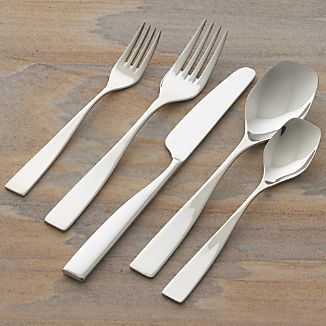 Ace 20-Piece Flatware Set