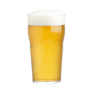 Acrylic Beer Glass