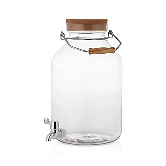 Acrylic Beverage Dispenser