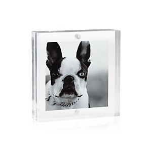 Acrylic 3x3 Block Frame