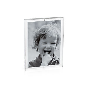 Acrylic 6x8 Block Frame