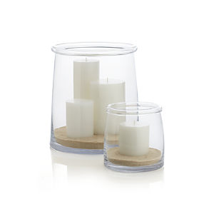 Candle Holders: Votive, Hurricane & Lanterns | Crate and Barrel