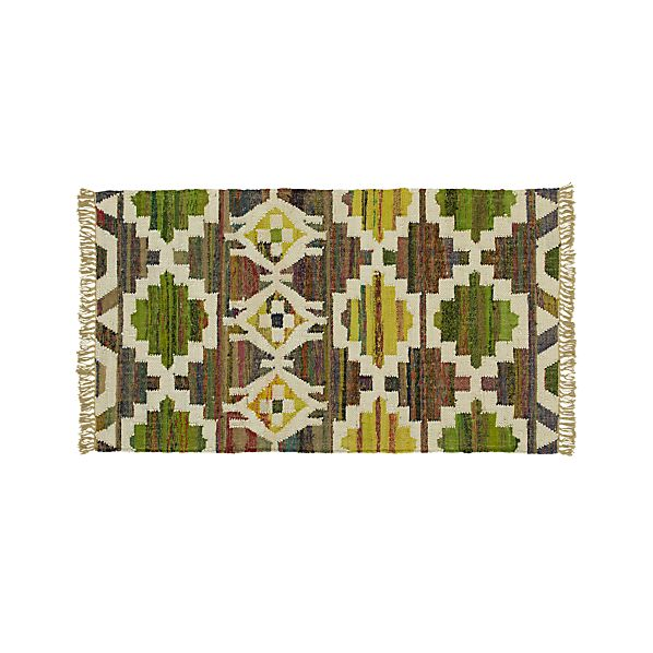 AgraYellow3x5RugS14