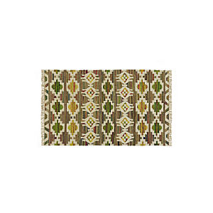 Agra Yellow 5'x8' Rug