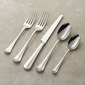 Ainsley 20-Piece Flatware Set