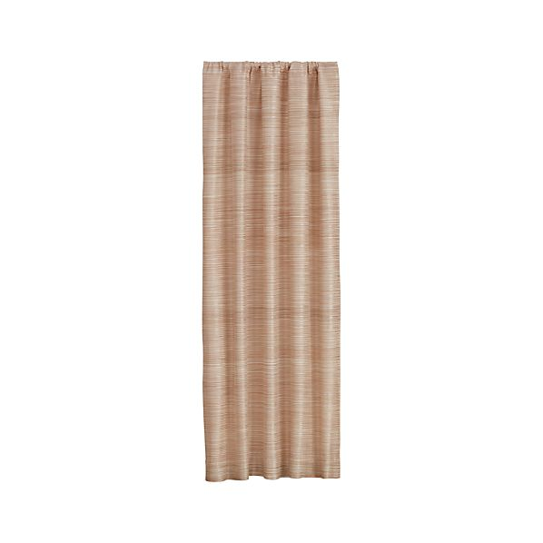Ainsley Cream 50x96 Curtain Panel
