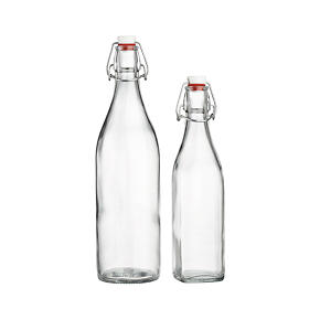 Airtight Glass Bottles