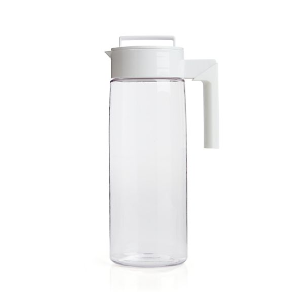Airtight White 66oz Pitcher