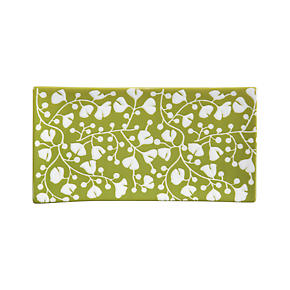 Akemi Green 12.5x6.5 Platter