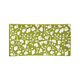 Akemi Green 12.5&quot;x6.5&quot; Platter