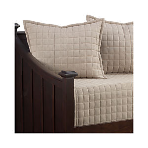 Albyn Daybed Cover and Sham