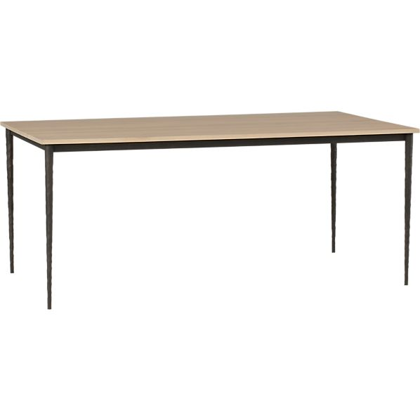 Alcometti 72 Dining Table Crate And Barrel