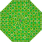 9&amp;#39; Round Appelsiini Green Umbrella Cover.