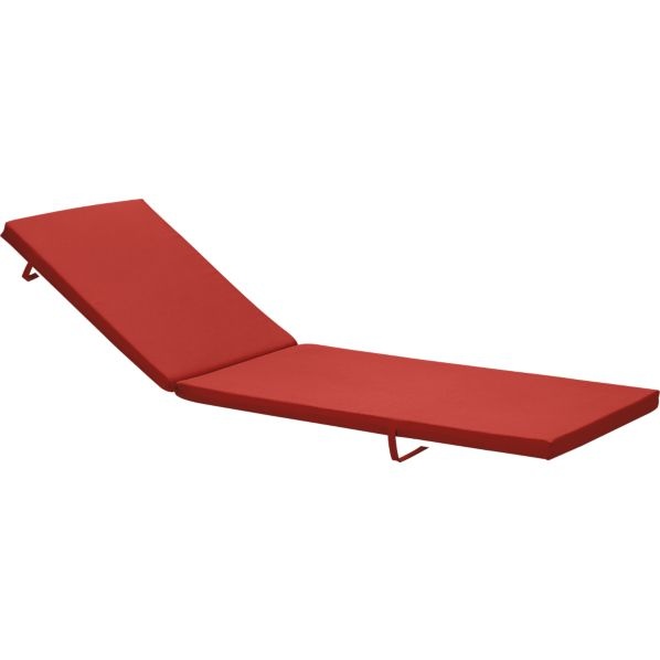 Alfresco Sunbrella® Caliente Chaise Cushion