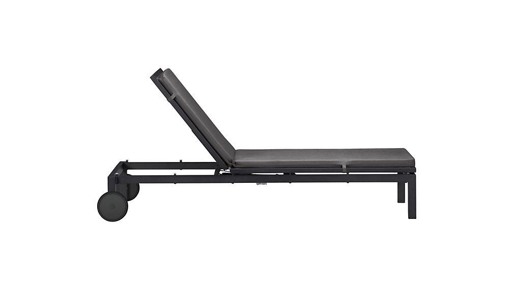 Alfresco Sunbrella ® Chaise Lounge Cushion