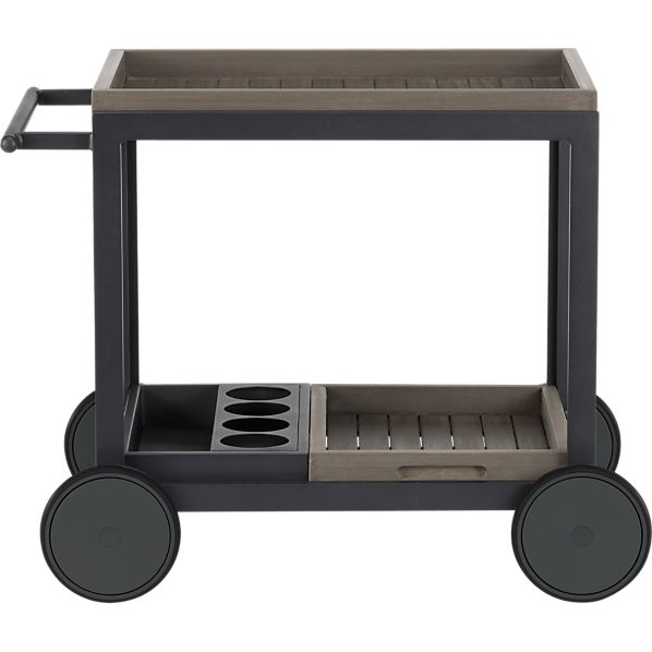 Alfresco Grey Cart