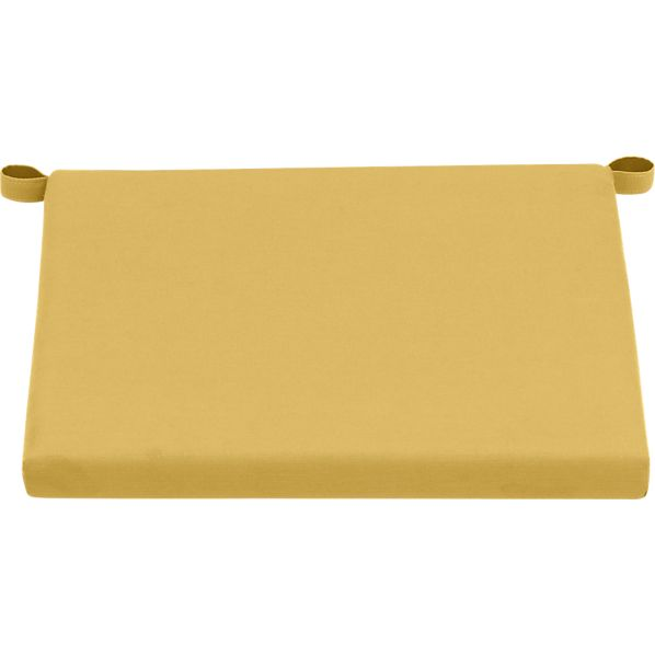 Alfresco Sunbrella® Daffodil Lounge Chair Cushion