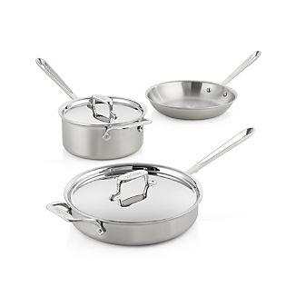 All-Clad ® d5 5-Piece Cookware Set