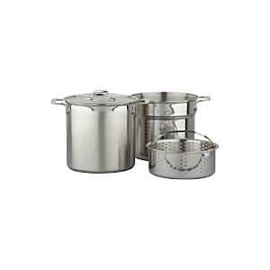 All-Clad ® Stainless Multi-Cooker
