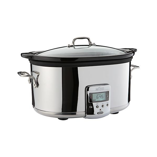 All-Clad ® 6.5 qt. Slow Cooker