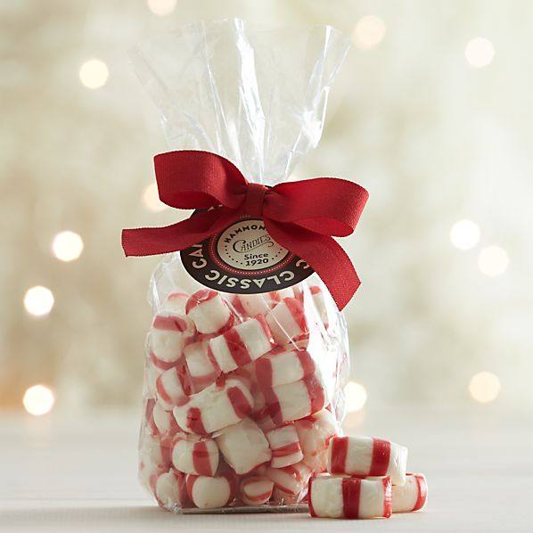 All Natural Peppermint Puffs