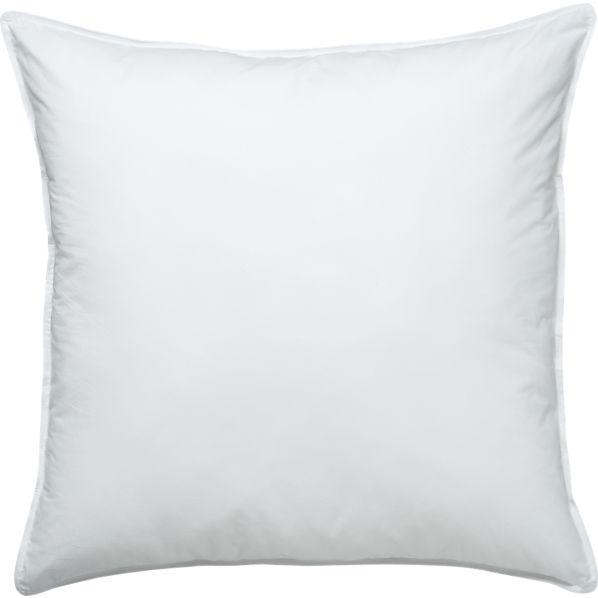 Down Alternative Euro Pillow