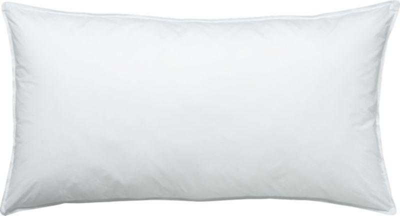 Down Alternative King Pillow
