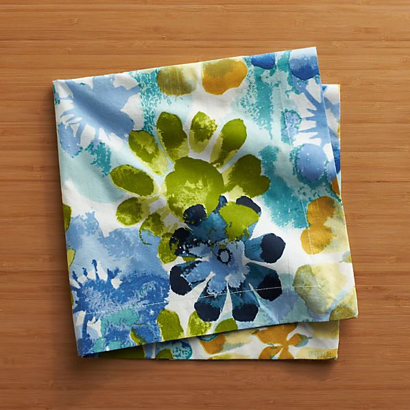 Amelia Blues Napkin