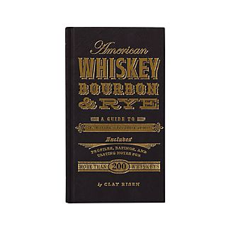 American Whiskeys, Bourbon and Rye