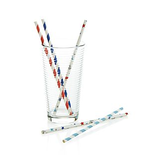 Americana Straws Set of 24