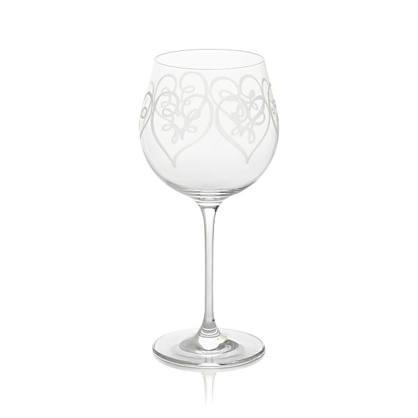 Amour Wine Glass