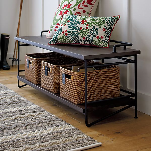 Andes Bench Crate And Barrel
